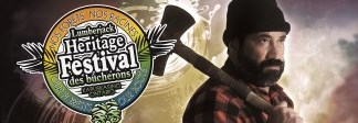 View our Lumberjack Heritage Festival page