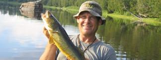 Consulter notre page sur le Camping chasse et pêche