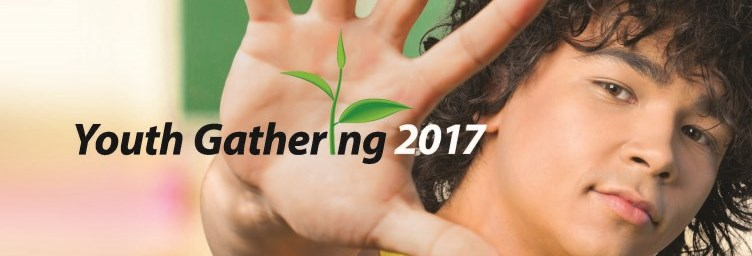 Youth Gathering 2017 banner
