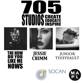 photo of 705 Studios logo