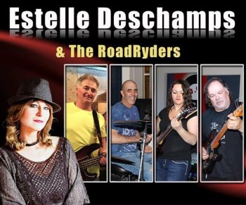 photo Estelle Deschamps & The RoadRyders