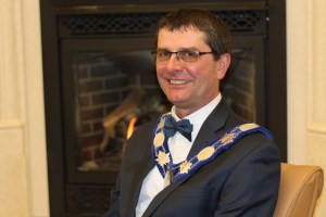 Kapuskasing Mayor Alan Spacek